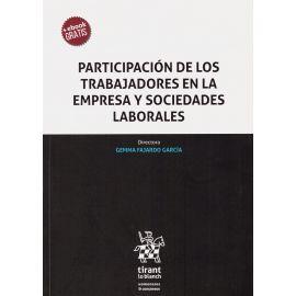 Participación de los Trabajadores en la Empresa y Sociedades Laborales