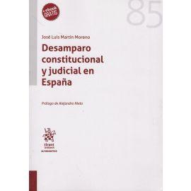 Desamparo Constitucional y Judicial en España