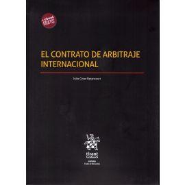 Contrato de Arbitraje Internacional