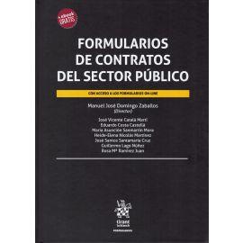 Formularios de Contratos del Sector Público