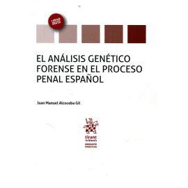Análisis Genético Forense en el Proceso Penal Español
