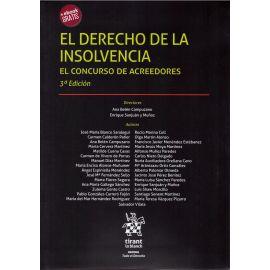 Derecho de la insolvencia. El concurso de acreedores