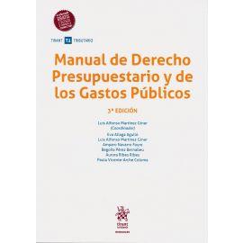 Manual de Derecho Presupuestario y de los Gastos Públicos