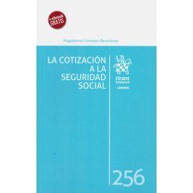 La cotización a la seguridad social