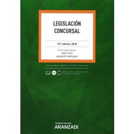 Legislación Concursal 2018
