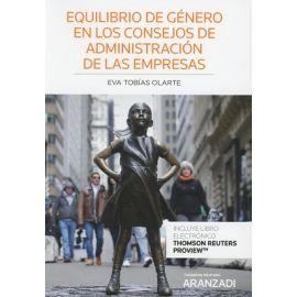 Equilibrio de género en los Consejos de Administración de                                            las Empresas