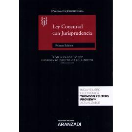 Ley Concursal con Jurisprudencia 2018
