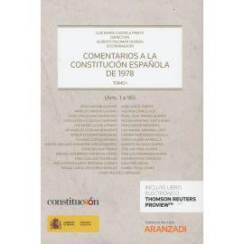 Comentarios a la Constitución Española de 1978, 2 Vols.