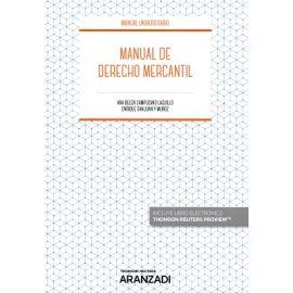 Manual de Derecho Mercantil 2018