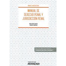 Manual de Derecho Penal y Jurisdicción Penal 2018