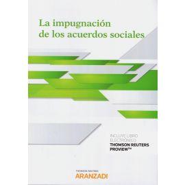 La Impugnación de los Acuerdos Sociales