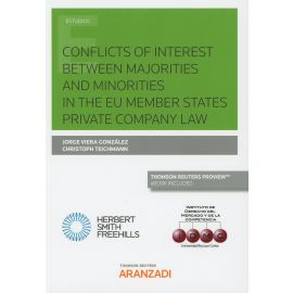 Conflicts of Interest Between Majorities and Minorities in the EU Member States Private Company Law