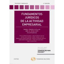 Fundamentos Jurídicos de la Actividad Empresarial