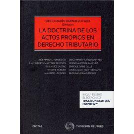 Doctrina de los Actos Propios en Derecho Tributario FORMATO DUO