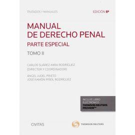 Manual de Derecho Penal II. Parte Especial 2020