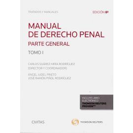 Manual de Derecho Penal I. Parte General 2020