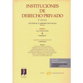 Instituciones de derecho privado. 05/05. Sucesiones 2019