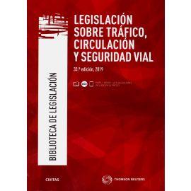 Legislación sobre tráfico, circulación y seguridad vial 2019