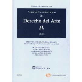Anuario Iberoamericano de derecho del arte 2018