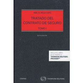 Tratado del contrato de seguro 2019. 2 Tomos