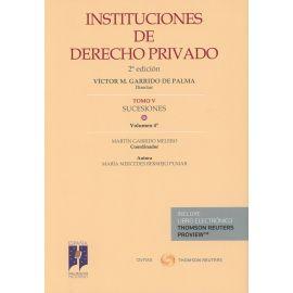 Instituciones de derecho privado. 05/04. Sucesiones 2019