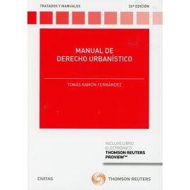 Manual de derecho urbanístico 2019