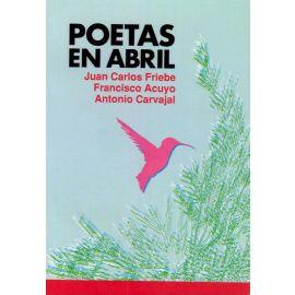 Poetas en Abril