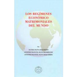 Regímenes Económico Matrimoniales del Mundo