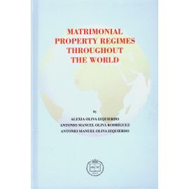 Matrimonial Property Regimes Throughout the World