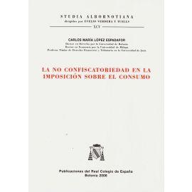 La no confiscatoriedad en la imposición sobre el consumo