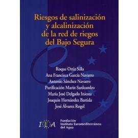 Riesgos de Salinización y Alcalinización de la Red de Riesgos del Bajo Segura