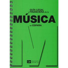 Guía Legal y Financiera de la Música en España