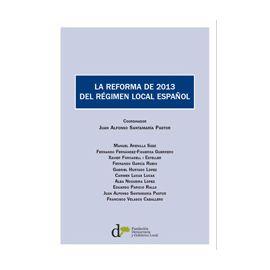 Reforma de 2013 del Régimen Local Español