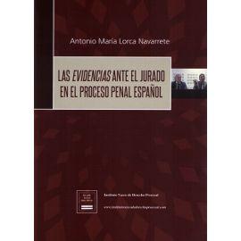Evidencias Ante el Jurado en el Proceso Penal Español