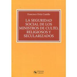 Seguridad Social de los Ministros de Culto, Religiosos 2016 y Secularidados