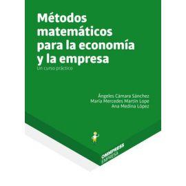 Métodos matemáticos para la economía y la empresa