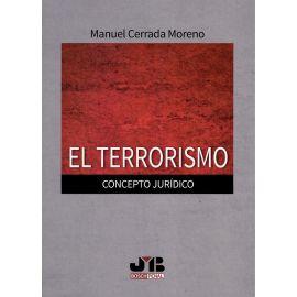 Terrorismo. Concepto Jurídico