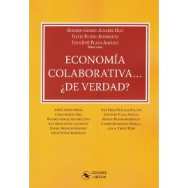 Economía Colaborativa... ¿De Verdad?