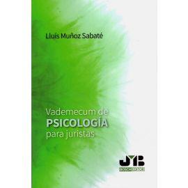 Vademecum de Psicología para Juristas