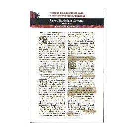 Leyes Históricas de Caza. (Recopilación). Tratado del Derecho de Caza en las Comunidades Autónomas.