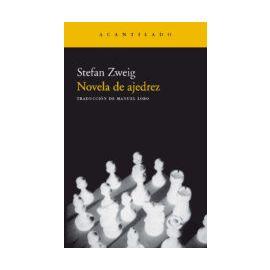 Novela de Ajedrez.