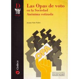 Opas de Voto en la Sociedad Anónima Cotizada, Las.