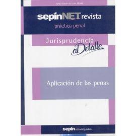 Aplicación de las Penas. Nº 24. Junio 2006.
