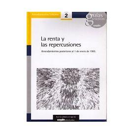 Renta y Las Repercusiones. Arrendamientos Posteriores al 1 de Enero de 1995