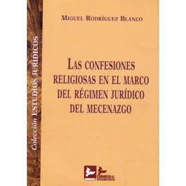 Confesiones Religiosas en el Marco del Régimen Jurídico del Mecenazgo