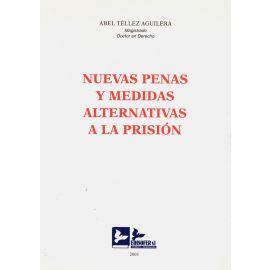 Nuevas Penas y Medidas Alternativas a la Prisión
