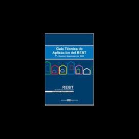 Guía Técnica de Aplicación del REBT. 1ª Revisión Septiembre de 2003.