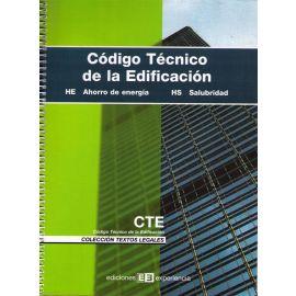 Código Técnico de la Edificación. HE Ahorro de Energía HS Salubridad