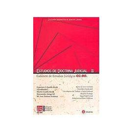 Estudios de Doctrina Judicial II. Gabinete de Estudios Jurídicos CC.OO.