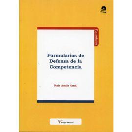 Formularios de Defensa de la Competencia.